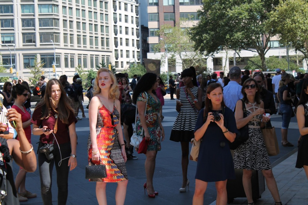New York Fashion week - Lincoln Center