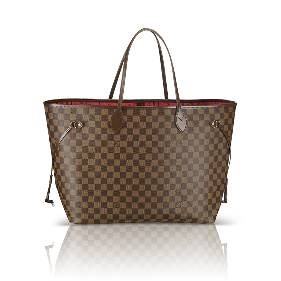 Ikonické Neverfull od Louis Vuitton..